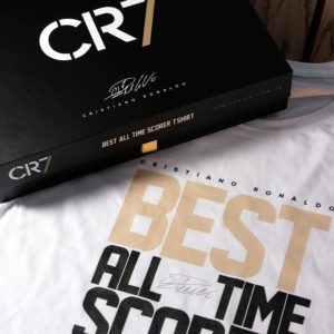 TSHIRT BEST ALL TIME SCORER – LIMITED EDITION